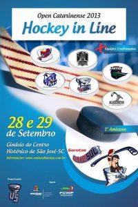 Open catarinense 2013 de Hockey Inline