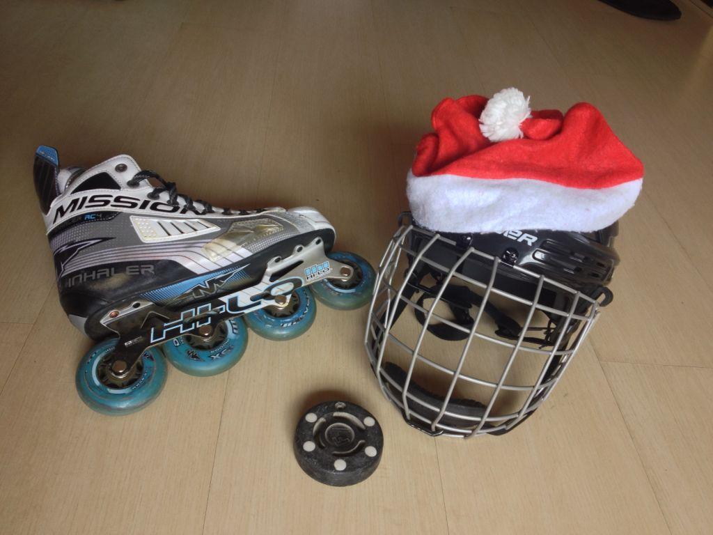 Feliz Natal Hockey