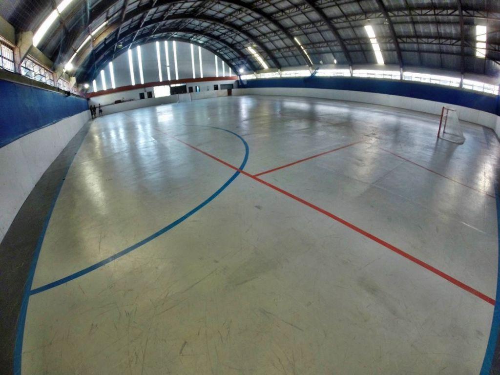 Arena No Fear de Hockey e Patinação