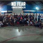 Confraternização 2016 da Escola de Patinação No Fear