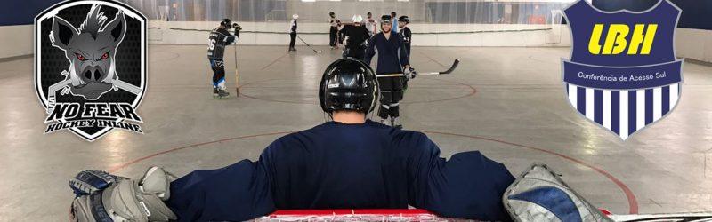 No Fear Hockey - Preparação LBH